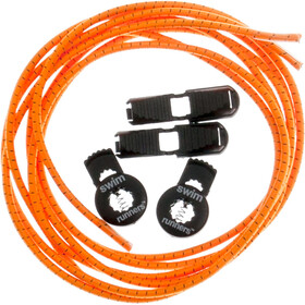Swimrunners Swimrun Laces 2x100cm, neon orange